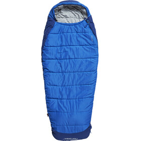 Nordisk Knuth Sleeping Bag Junior 160-190cm Limoges Blue